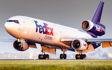 N601FE - FedEx Federal Express McDonnell Douglas MD-11F