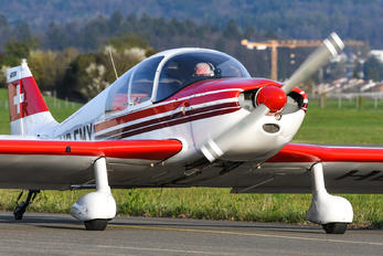 HB-EMX - Private Jodel DR250 Capitaine
