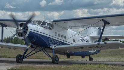 SP-FMA - Private PZL Mielec An-2