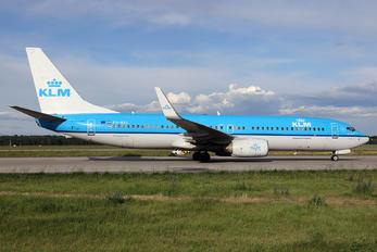 PH-BXL - KLM Boeing 737-800