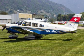 HB-PMH - Private Piper PA-28 Archer