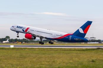 VP-BLT - AzurAir Boeing 757-200