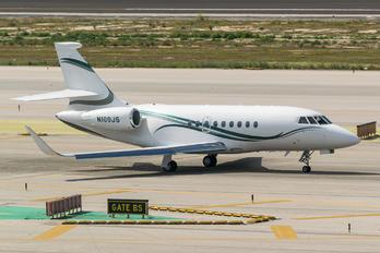 N100JS - Private Dassault Falcon 2000LX