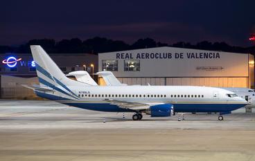 N788LS - Las Vegas Sands Boeing 737-300