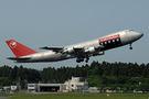 Northwest Cargo Boeing 747-200F N629US at Tokyo - Narita Intl airport