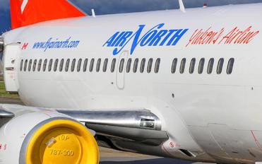 C-GANJ - Air North Boeing 737-500