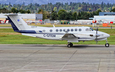 C-GTEM - Alkan Air Beechcraft 300 King Air