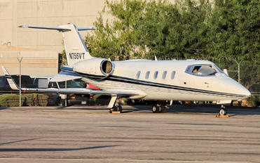 N755VT - Private Learjet 55