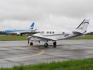 LV-WZR - Private Beechcraft 90 King Air