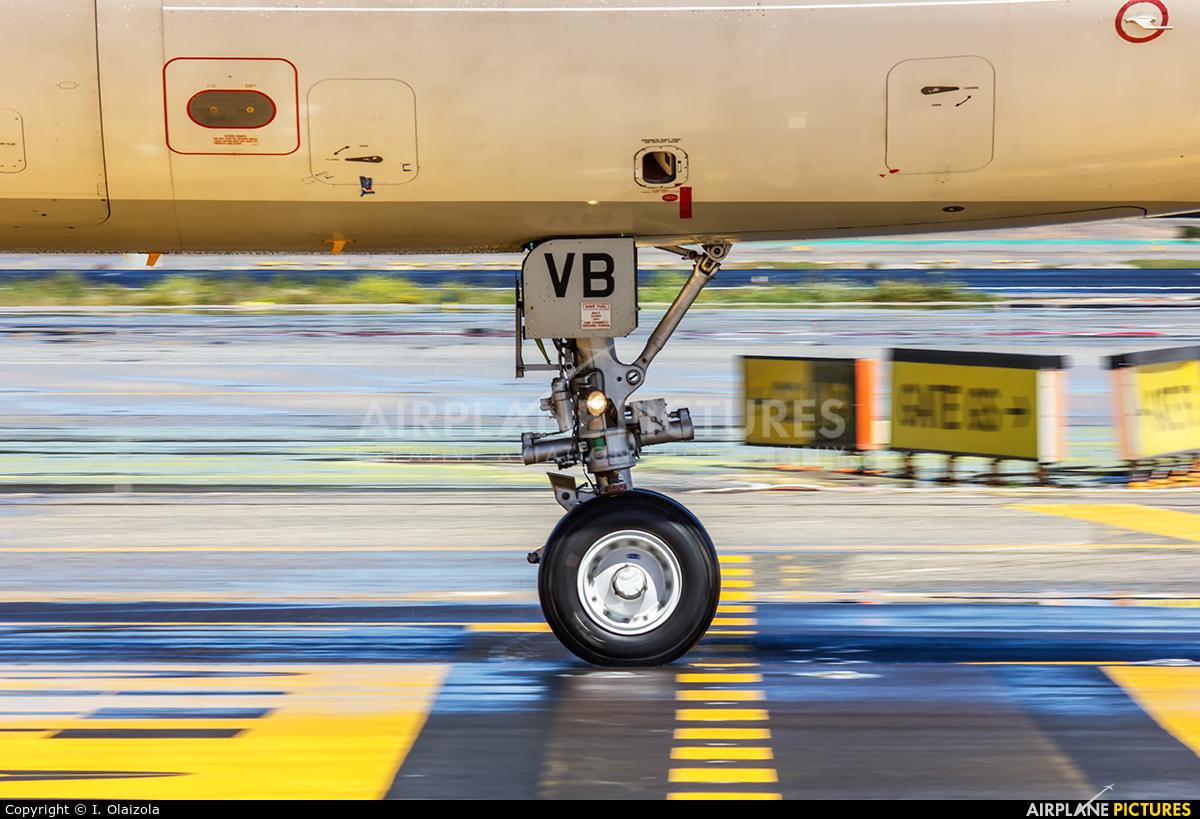 Aer Lingus EI-CVB aircraft at Barcelona - El Prat