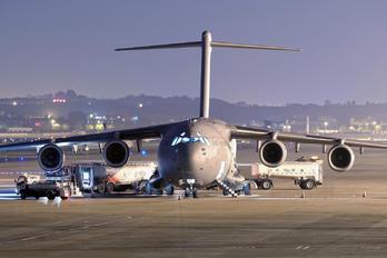 1224 - United Arab Emirates - Air Force Boeing C-17A Globemaster III