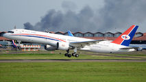 7O-VIP - Yemen - Air Force Boeing 757-200 aircraft