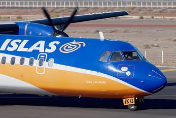 EC-IKQ - Islas Airways ATR 72 (all models)