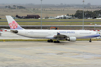 B-18312 - China Airlines Airbus A330-300