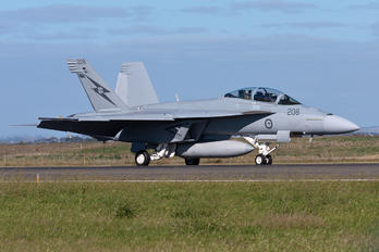 - - Australia - Air Force Boeing F/A-18F Super Hornet