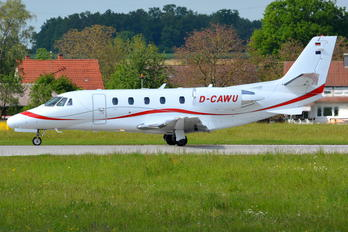 D-CAWU - Private Cessna 560XL Citation XLS