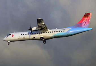 N944WP - Island Airlines ATR 72 (all models)