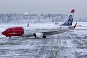 LN-DYM - Norwegian Air Shuttle Boeing 737-800 aircraft