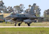 017 - Greece - Hellenic Air Force Lockheed Martin F-16C Block 52M aircraft