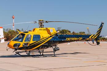 PR-EBQ - Brazil - Police Aerospatiale AS350 Ecureuil / Squirrel