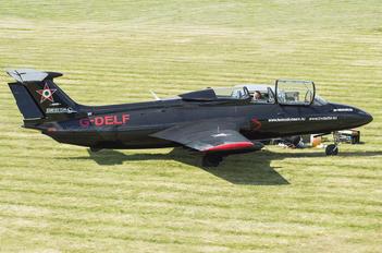 G-DELF - Private Aero L-29 Delfín