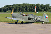OK-DVG - Private Zlín Aircraft Z-126 aircraft