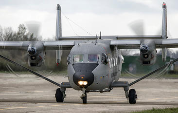 0723 - Poland - Navy PZL An-28