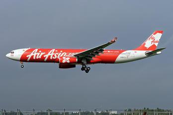 PK-XRC - AirAsia X Airbus A330-300