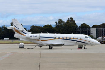 N819AP - Private Gulfstream Aerospace G200