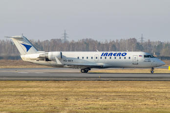 VQ-BEV - Iraero Bombardier CRJ-200ER