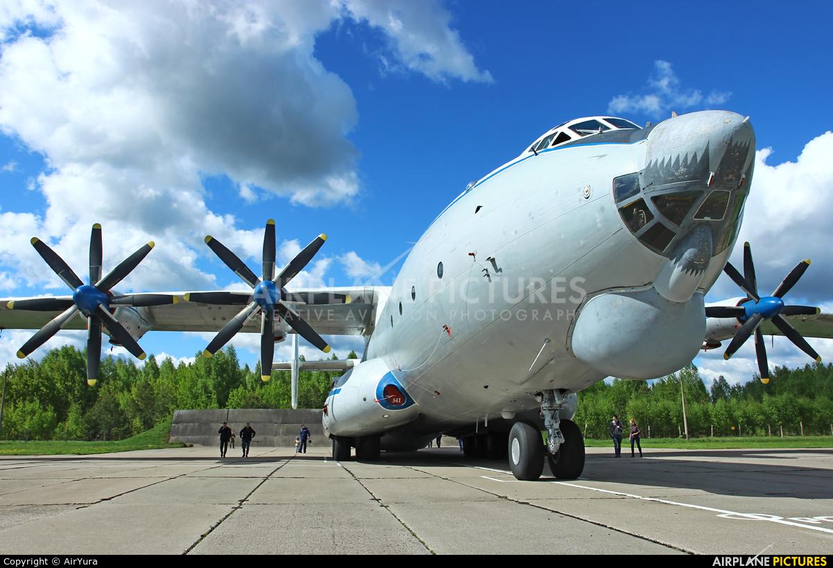 Russia - Air Force RA-09341 aircraft at Tver - Migalovo