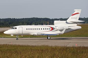 F-HVDA - Dassault Aviation Dassault Falcon 900 series