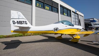 D-MBTG - Private FK Lightplanes FK14 Polaris