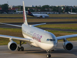A7-ACE - Qatar Airways Airbus A330-200