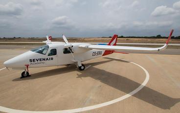 CS-EBX - Sevenair Tecnam P2006T