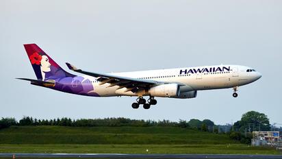 N399HA - Hawaiian Airlines Airbus A330-200
