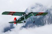 HB-EJJ - Private Fieseler Fi.156 Storch aircraft