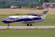 RA-02811 - Weltall Avia British Aerospace BAe 125 aircraft