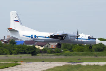 09 - Russia - Air Force Antonov An-26 (all models)