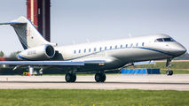 N595E - Private Bombardier BD-700 Global Express aircraft