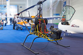 HA-XCD - Private Hungaro Copter HC-01