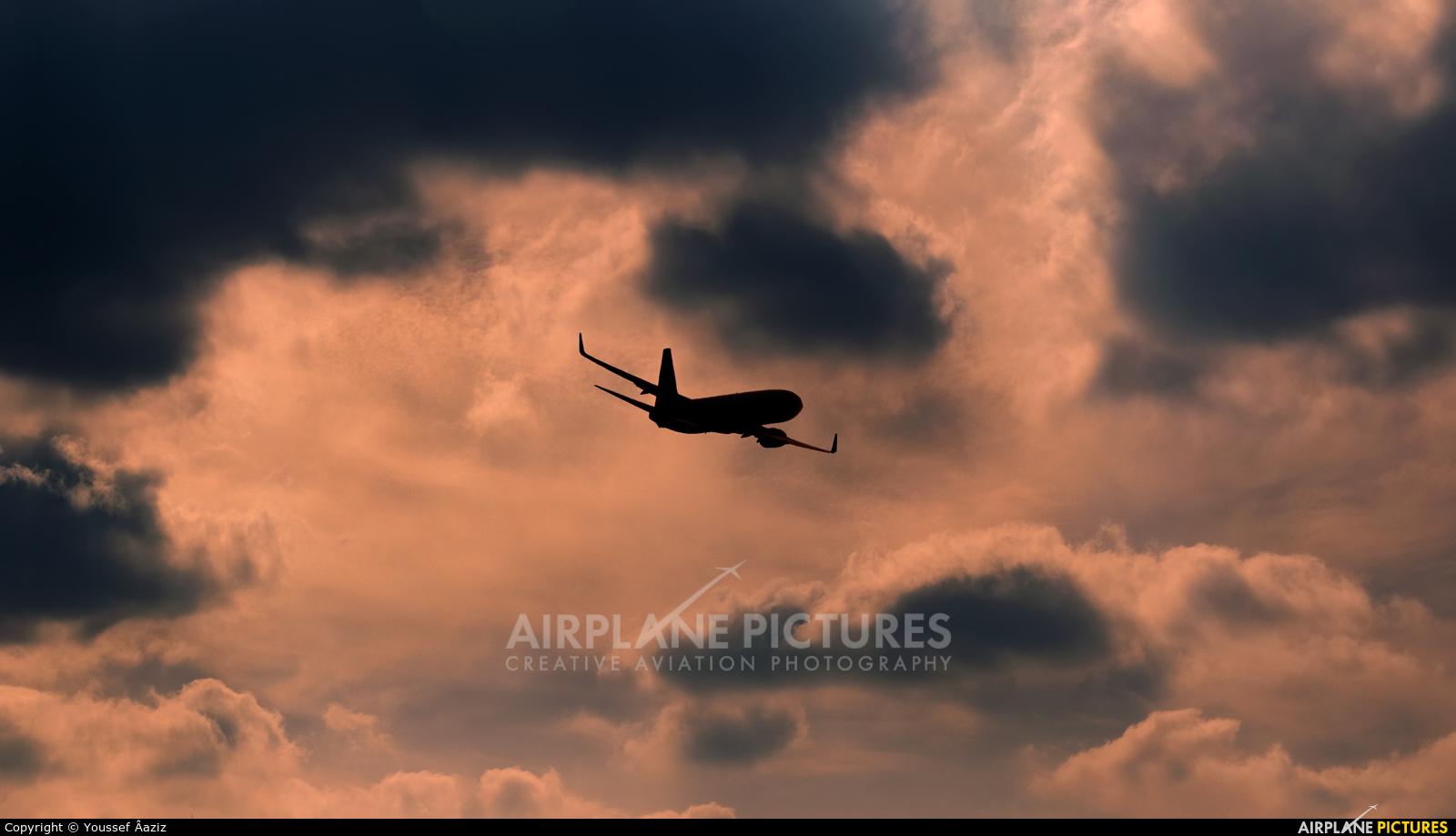 Ryanair EI-EPF aircraft at Fes - Saiss