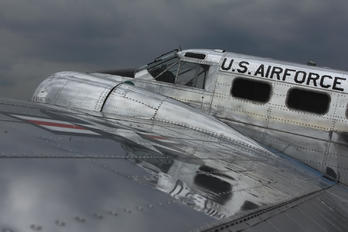 G-BSZC - Private Beechcraft C-45H Expeditor