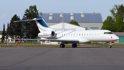 9H-CIO - Private Bombardier BD-700 Global Express