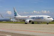CS-TQU - Euro Atlantic Airways Boeing 737-800 aircraft