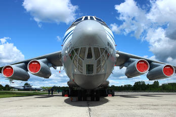RA-78797 - Russia - Air Force Ilyushin Il-76 (all models)