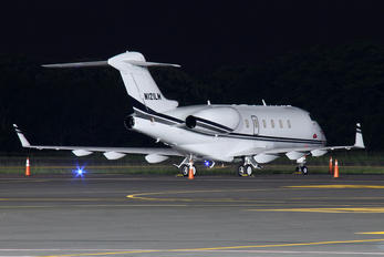 N121LM - Private Bombardier BD-100 Challenger 300 series