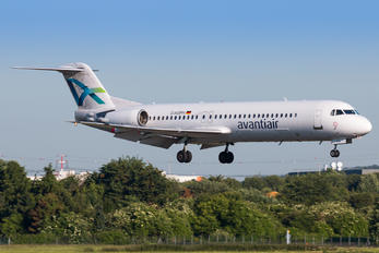 D-AGPH - AvantiAir Fokker 100
