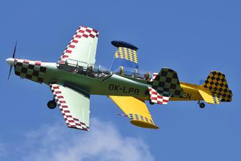 OK-LPR - Follow Me Team Zlín Aircraft Z-226 (all models)