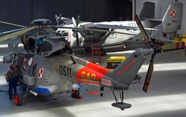 0511 - Poland - Navy PZL W-3 WARM Anaconda